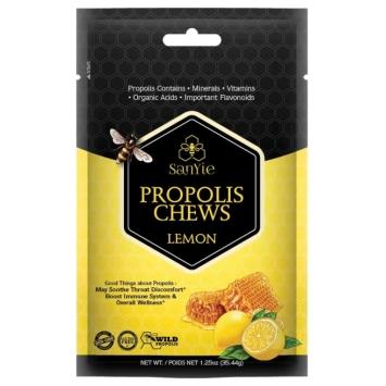 蜂之寶 - 檸檬味蜂膠薑糖1.25oz